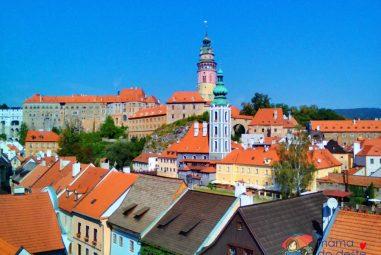 Tipy na dovolenou sdětmi: Jižní Čechy – Český Krumlov