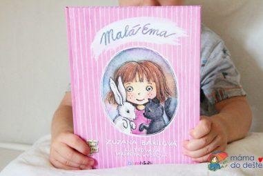 Recenze knihy Malá Ema