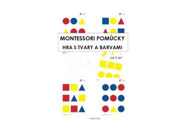 Tvoříme PDF: Hra stvary abarvami (Montessori pomůcky)