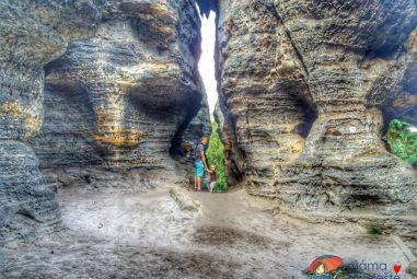 Tipy na dovolenou sdětmi: Severní Čechy – Tiské stěny