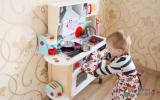Recenze dětské dřevěné kuchyňky zLidlu PLAYTIVE®JUNIOR