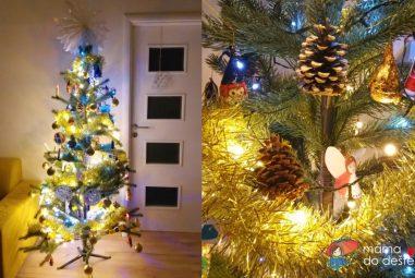 6 tipů na DIY vánoční ozdoby na stromeček