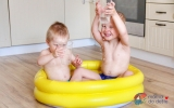 Vyrábíme doma: Zábava ve vodě skelímky