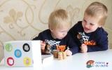 Vyrábíme doma: Hra zkorkových zátek na procvičení barev ajemné motoriky