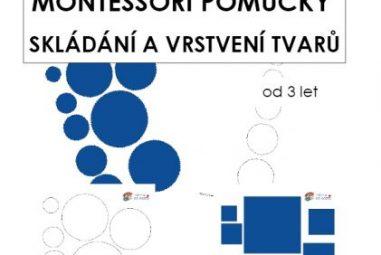 Tvoříme PDF: Montessori pomůcky Skládání avrstvení tvarů