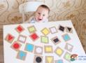 Vyrábíme doma: Skládání polovin Tvary & Barvy