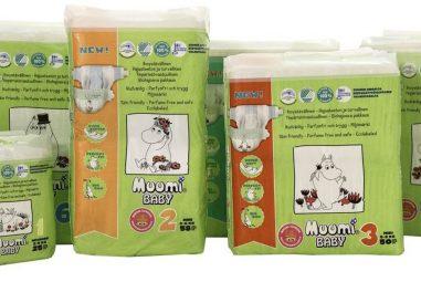 Muumi Baby: Iplenky můžete mít rádi