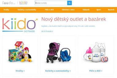 Kiido.cz od Feedo.cz