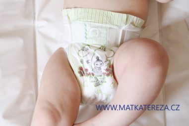 Recenze jednorázových plenek Muumi Baby
