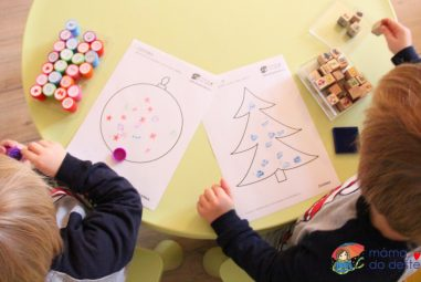 Vánoční omalovánky zdarma: Tip, jak si užít předvánoční čas sdětmi