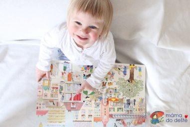 Vybíráme knihy kprvním adruhým narozeninám